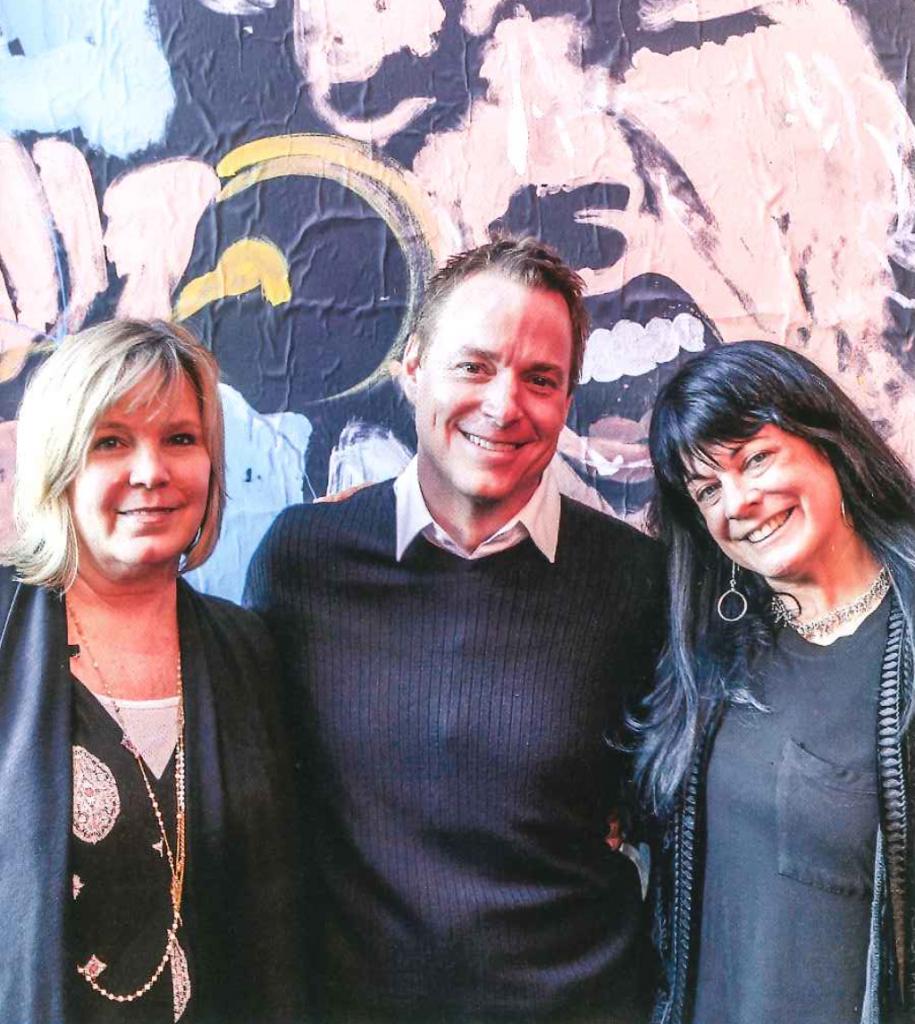 Kae Erickson COO, Matt Mayer SVP Strategic Marketing, Donna Graves CEO